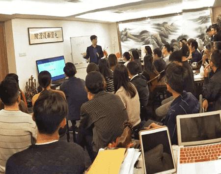 太原网站定制公司每月培训